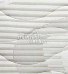 Moravia Comfort matrace MÉDEA PLUS 200x140 - 3